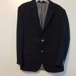 Calvin Klein sports jacket 100% wool 42R